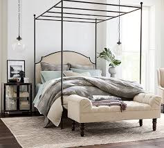 Best of Pottery Barn Canopy Bed with Maison Canopy Bed Pbteen ...