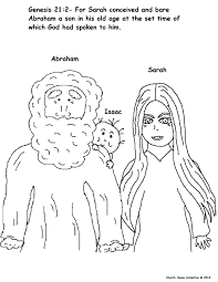 Small Picture Abraham And Sarah Coloring Pages esonme