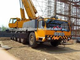 Liebherr 200 Ton Mobile Crane Load Chart China Liebherr 200 Ton Used Crane Wholesale