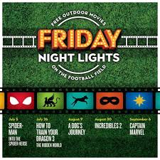 Friday Night Lights For Kids Friday Night Lights Free Outdoor Movies At Downsview Park