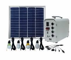 Solar LED Shed Lighting And Power Kits  SunInOneSolar Powered Lighting Kits