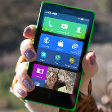 you can sideload any APK on Nokia X ...