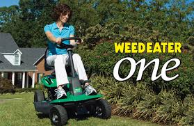 weed eater lawn tractor. mowing made simple. weed eater lawn tractor e