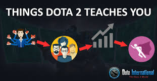 great things you learn from dota 2 be proud of yourself
