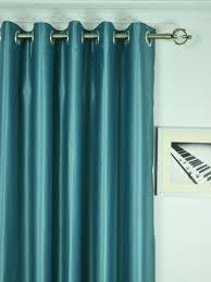100 inch curtains. Extra Wide Swan Gray And Blue Solid Grommet Curtains 100 Inch - 120 Width | Cheery Curtains: Ready Made Custom For Less T