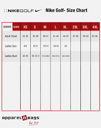 Nike Compression Shirts Size Chart Coolmine Community School