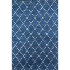 hand knotted wool area area rugs blue contemporary area rugs blue and brown