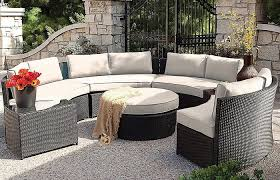 modern patio and furniture medium size patio furniture with sunbrella cushions lounge chair unique round outdoor