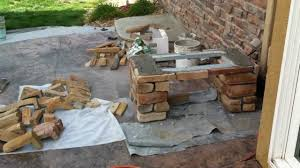 Seating Wall Blocks Building Stone Benches Broomfield Landscape Contractor Youtube