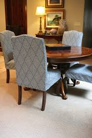 Furniture Black Tufted Dining Chair Parsons Chairs Cloth - Tufted dining room chairs sale