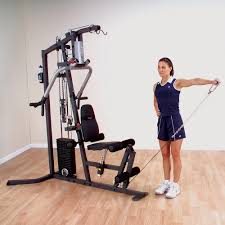 Body Solid Sbl460p4 Exercise Chart Body Solid Selectorized Home Gym G3s Body Solid Europe