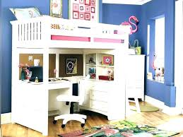 cool bunk beds with desk. Kids Loft Bed With Desk Bunk Cool Beds I