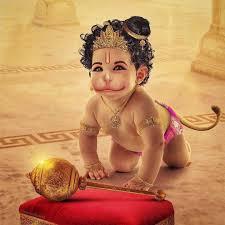 Little God Hanuman Wallpapers Download ...