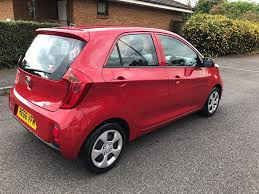 2016 Kia Picanto 1.0 1 Air 5dr Red £20 Road Tax | in Barking ...