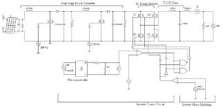 complete schematic diagram of transformer less grid tie inverter in rh researchgate net solar panel wiring diagram grid tie solar system