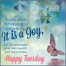 Tuesday Good Morning Quotes Best of Happy Tuesday Inspirational Quote Pictures Photos And Images For