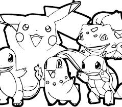 Pikachu Coloring Pages Free Coloring Pages Online Coloring Pages Of