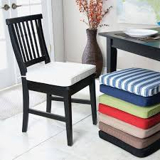 dining chair cushions with ties elegant chair pads for dining room
