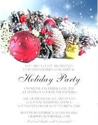 Free Holiday Party Templates Xmas Party Invitation Templates Free Bahiacruiser