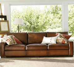 elegant leather sofa cushions with red leather sofa cushions home design ideas