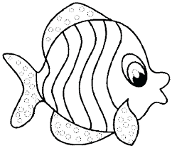 Fish Templates To Print Free Coloring Pages On Art Template