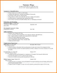 Create The Perfect Resume Resume