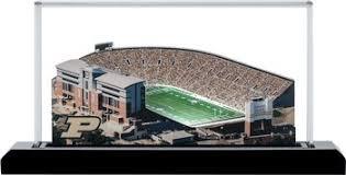 Purdue Boilermakers Ross Ade Stadium 3d Stadium Replica