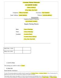 Minutes Of The Meeting 20 Handy Meeting Minutes Meeting Notes Templates