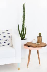 affordable mid century modern side tables