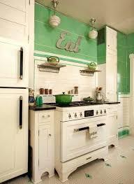 Retro Kitchen Design Pictures Interesting Vintage Kitchens Designs Retro Kitchens Using Granite Vintage