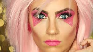 jem and the holograms makeup tutorial so easy and so rad ogorgeous