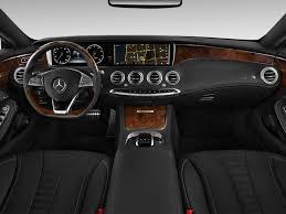 Image: 2015 Mercedes-Benz S Class 2-door Coupe S550 4MATIC ...