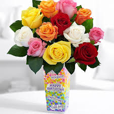Image result for images of bouquet of flowers for birthday