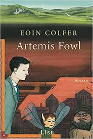 artemis fowl german artemis fowl 1 german edition eoin colfer 9783548603209 amazon books
