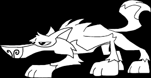 Coloring Book Drawing Line Art National Geographic Animal Jam