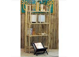 four tier bamboo shelf
