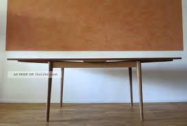 Teak Dining Table Lübke Esstisch Mit Auszug 60er Danish Style Table