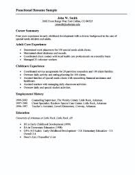 Early Childhood Assistant Sample Resume Early Childhood Assistant Sample Resume Shalomhouseus 5