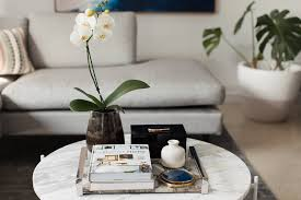 tricks to styling your coffee table