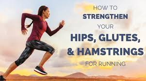 why the hips hamstrings and glues are