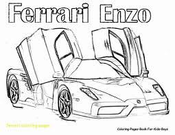 Ferrari Coloring Pages Dechome Me At Viettiinfo