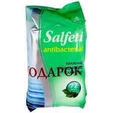 <b>Салфетки влажные</b> Салфети, антибактериальные, 72 шт ...