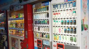 Vending Machine In Japan Inspiration Vending Machines Japan Travel Guide Happy Jappy