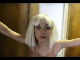 behind the scenes pics of sia s chandelier