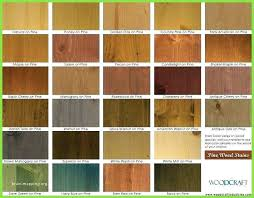 Furniture Stain Colors Chart Varathane Stain Colors Entremelodias Co
