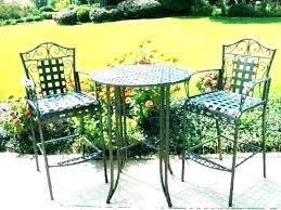 outdoor pub set bistro table tall tables for ta