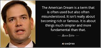 American Dream Quotes