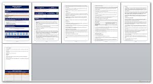 Method Of Statement Sample 100 Images of Template Method C helmettown 69