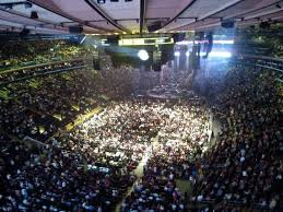 concerts at madison square garden. billy joel in concert from one of the suites picture madison at concerts square garden