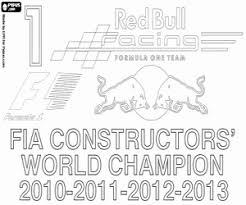 Kleurplaten Motorsporten Kampioenschappen Kleurplaat